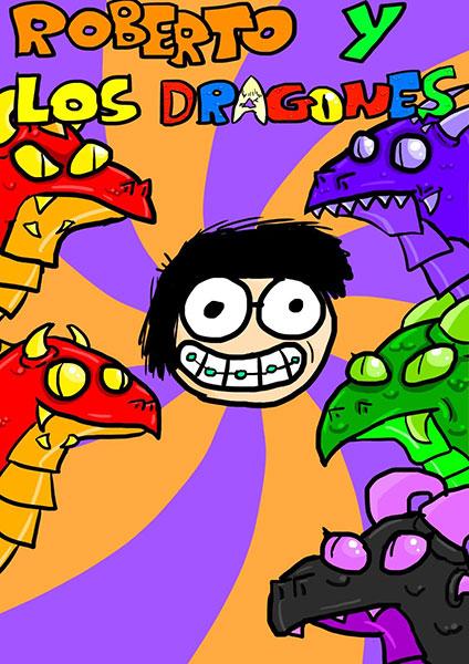 Roberto y los dragones postdata ediciones