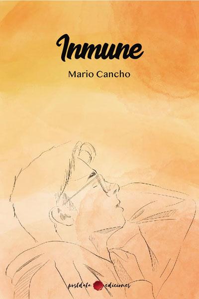 portada libro inmune postdata ediciones editorial valencia
